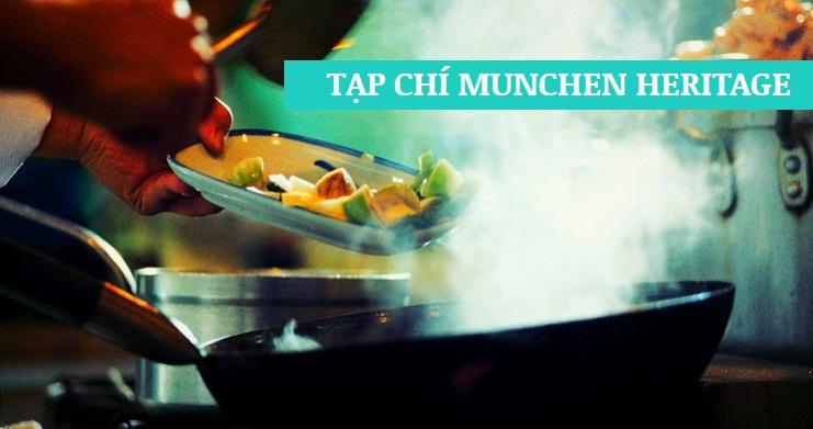 Nên xào qua thực phẩm trước khi chế biến món xúp - Tạp chí Munchen Heritage