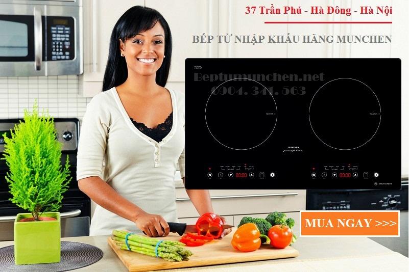 Bếp từ Munchen M50 chính hãng