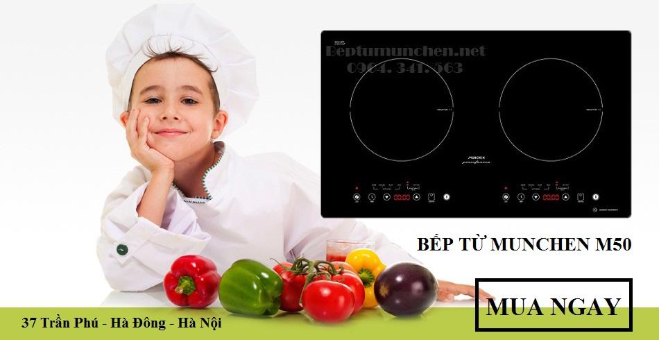 bếp từ munchen có những ưu điểm gì?
