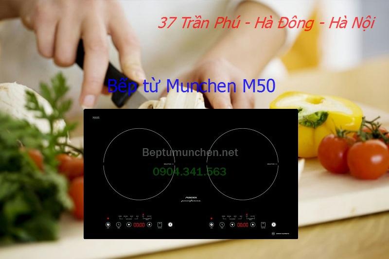 Giới thiệu bếp từ munchen giá rẻ