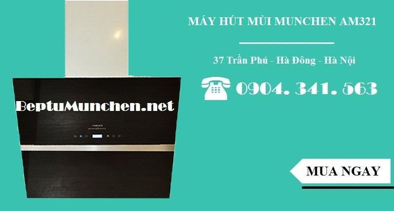 Hình ảnh máy hút mùi Munchen