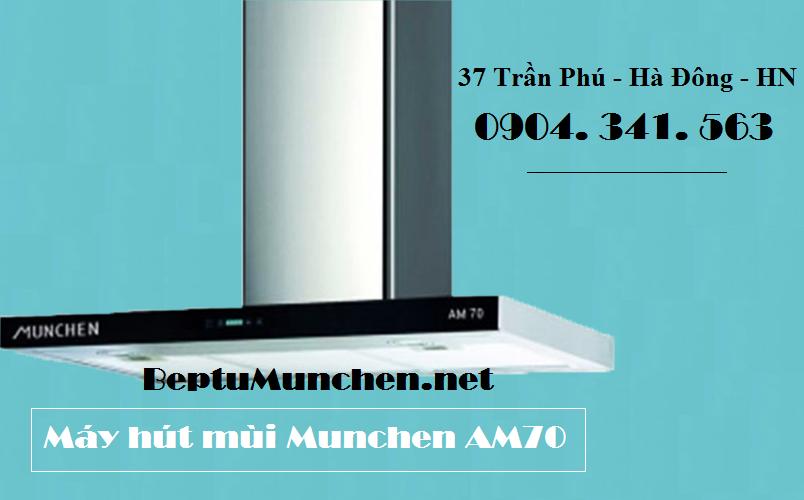 Máy hút mùi Munchen AM70 dùng rất tốt
