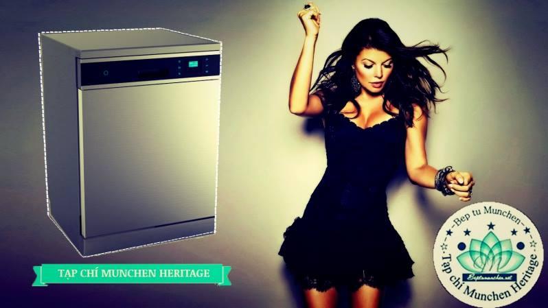 máy rửa bát munchen chất lượng tốt