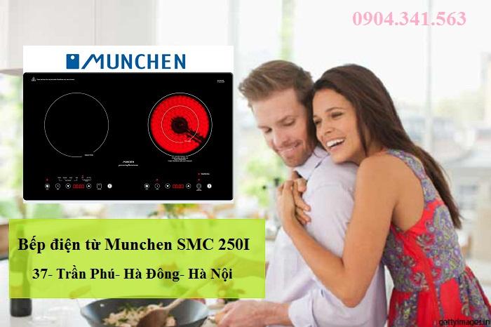 Bếp điện từ Munchen nhập khẩu nguyên chiếc từ Châu Âu