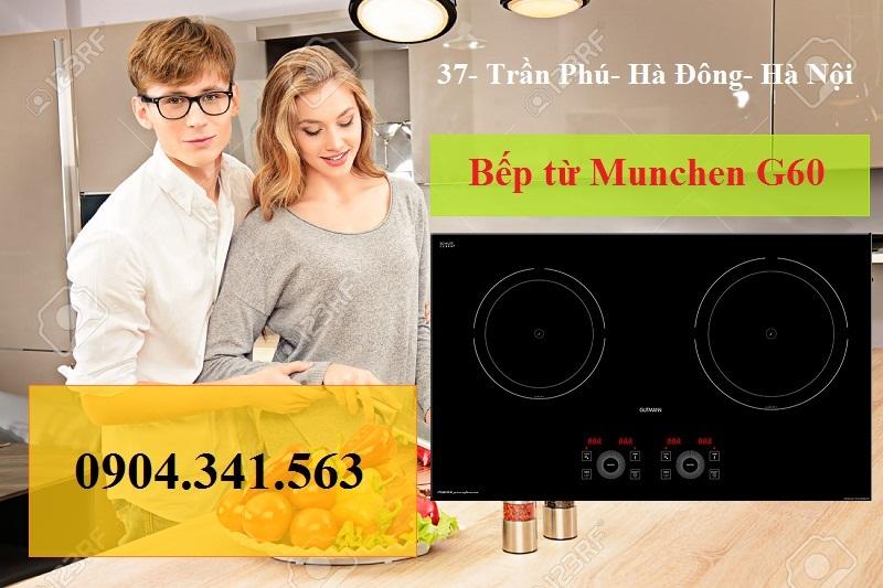 Bếp từ Munchen G60 chất lượng đảm bảo