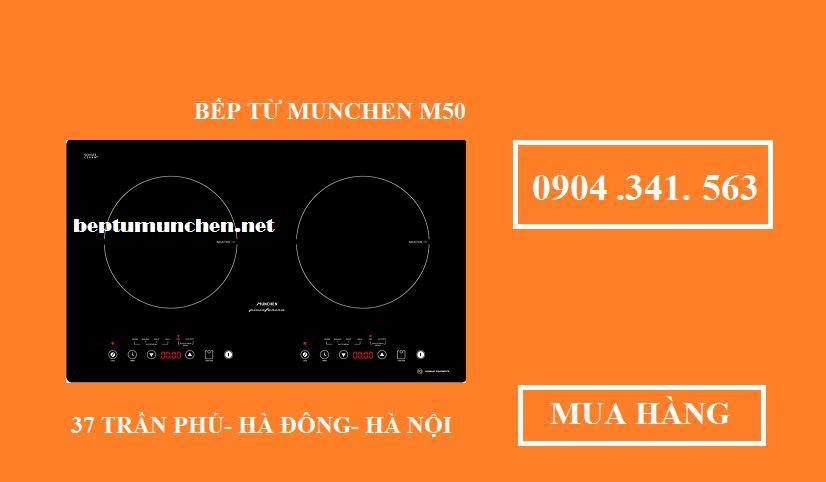 bếp từ munchen M50 có tốt không?