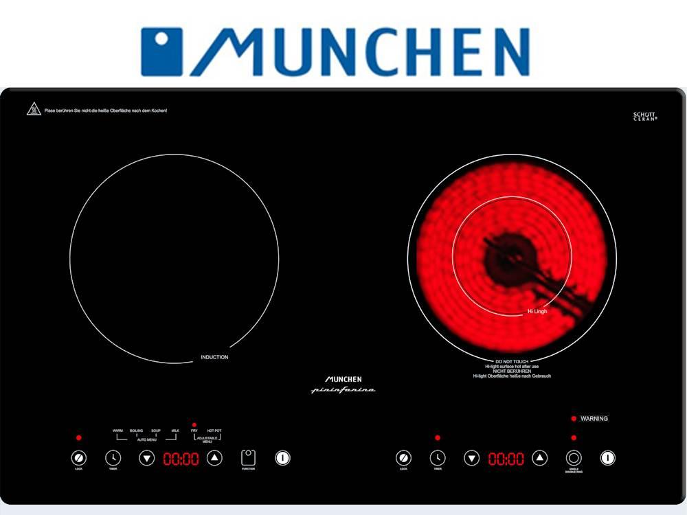 Mẫu bếp điện từ Munchen SMC 250I mới nhất
