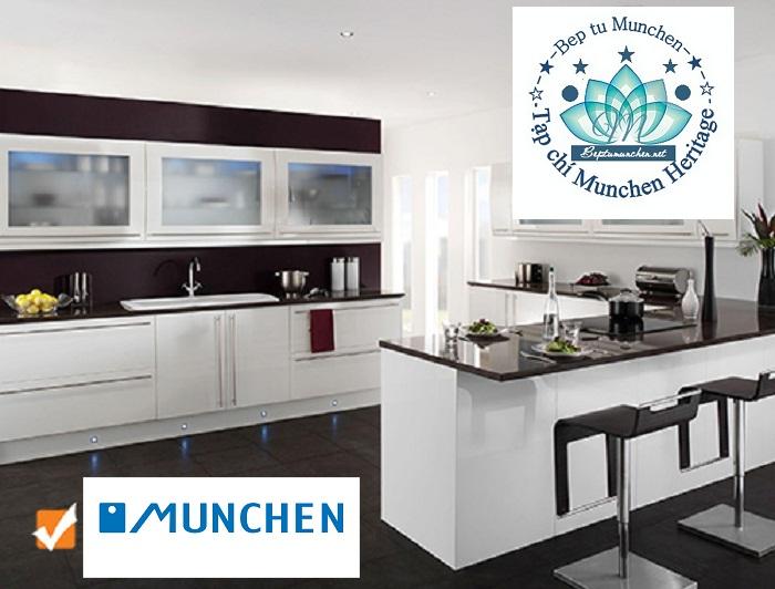 Bếp điện từ Munchen tạo dựng uy tín bằng chất lượng và xuất xứ của mình