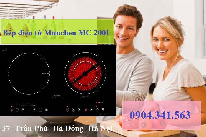 Khơi dậy cảm hứng nấu nướng với bếp điện từ Munchen