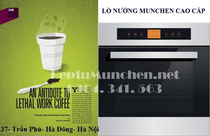 Mẫu lò nướng Munchen ML60