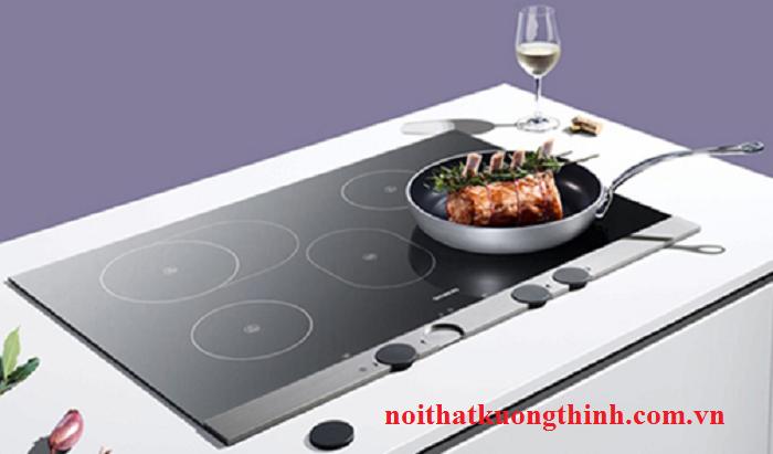 Vệ sinh bếp điện từ đúng cách