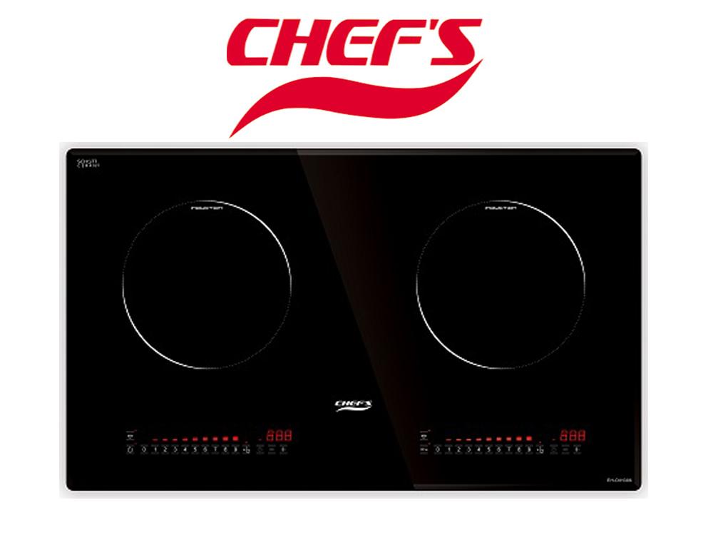 Hình ảnh mẫu bếp bếp từ Chefs EH DIH 386
