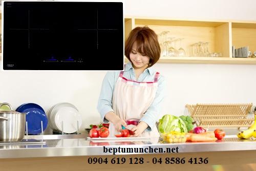 Bếp từ Munchen GM 5656 có tốn điện không?