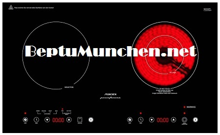Hình ảnh của bếp điện từ Munchen 2016