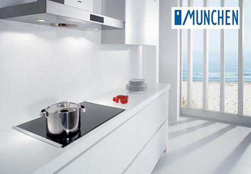 Bếp từ Munchen có kén nồi không?