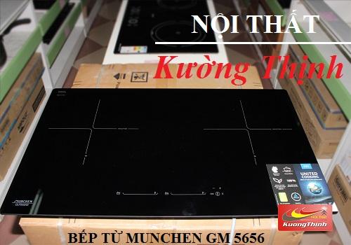 Các mẫu sản phẩm bếp từ Munchen mới nhất hiện nay