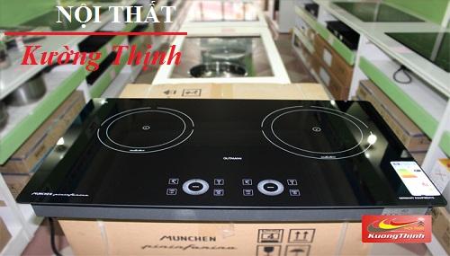 Cách nhận biết bếp từ Munchen chính hãng