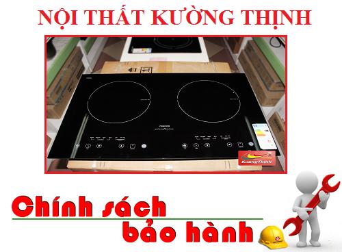 Chính sách bảo hành bếp từ Munchen
