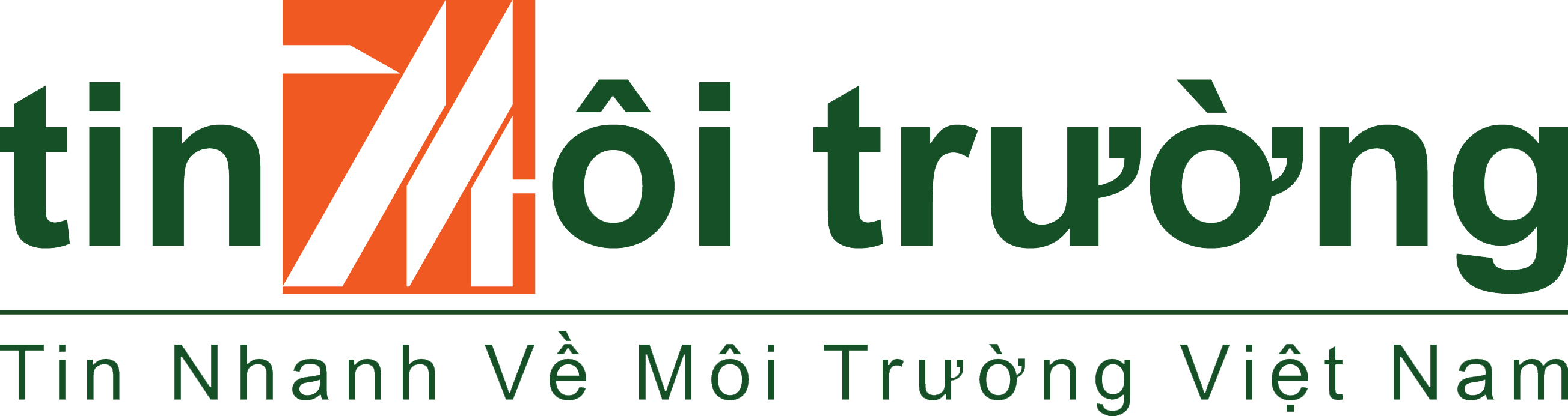 logo tin môi trường