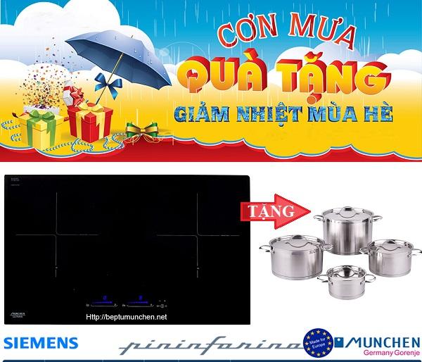Khuyến mãi bếp từ Munchen GM5656