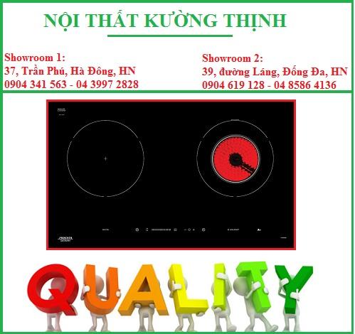 Bếp điện từ Munchen M569 chất lượng có tốt không?
