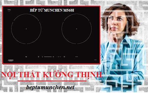 Đánh giá nên mua bếp từ Munchen M568I không?