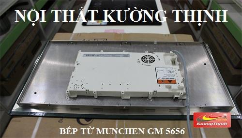 Bếp từ Munchen GM 5656 nhập khẩu ở đâu?