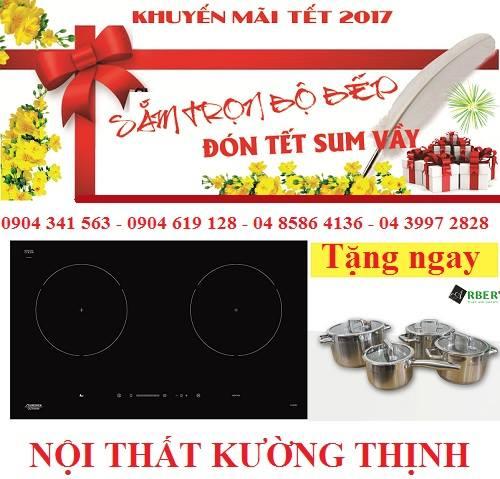 Tưng bừng khuyến mãi bếp từ Munchen M568I
