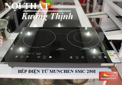 Top bếp điện từ Munchen sẽ gây bão trong năm 2017