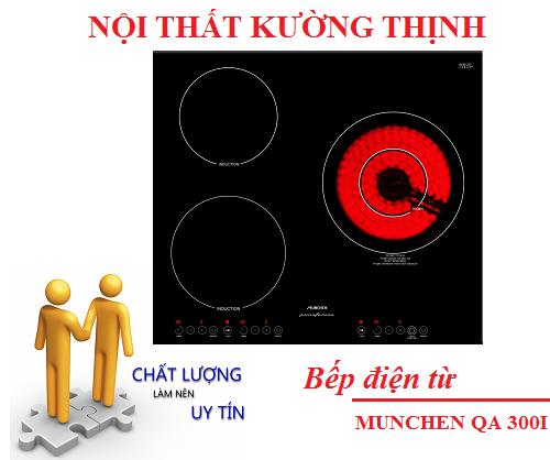 Mua bếp điện từ Munchen QA 300I chính hãng ở đâu?