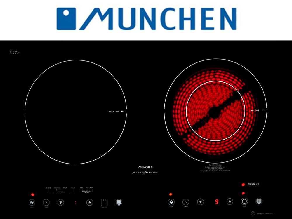 Bếp điện từ Munchen MC 200i