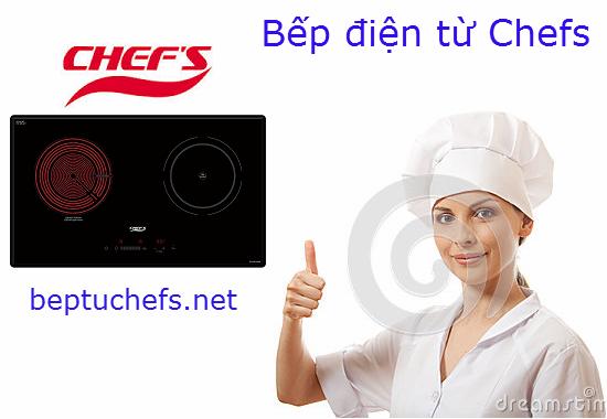 Hướng dẫn sử dụng bếp điện từ Chefs đúng cách