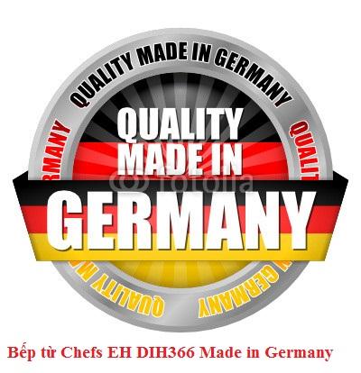 Bếp từ Chefs EH DIH366 xuất xứ ở đâu