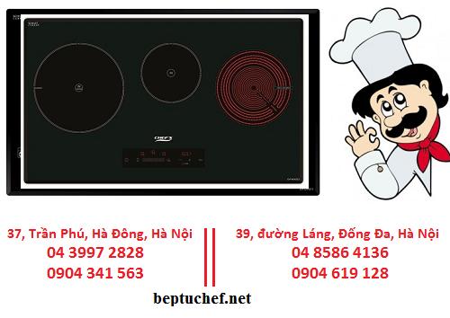 Địa chỉ mua bếp điện từ Chefs EH MIX533