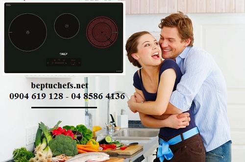 Lý do bạn nên chọn bếp điện từ Chefs EH MIX533
