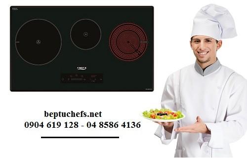 Ưu điểm của bếp điện từ Chefs EH MIX533