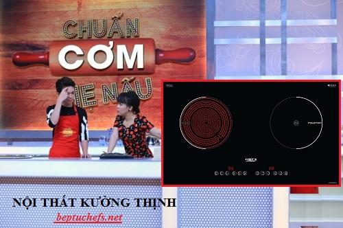Bếp điện từ Chefs EH MIX330 có tiết kiệm điện không?