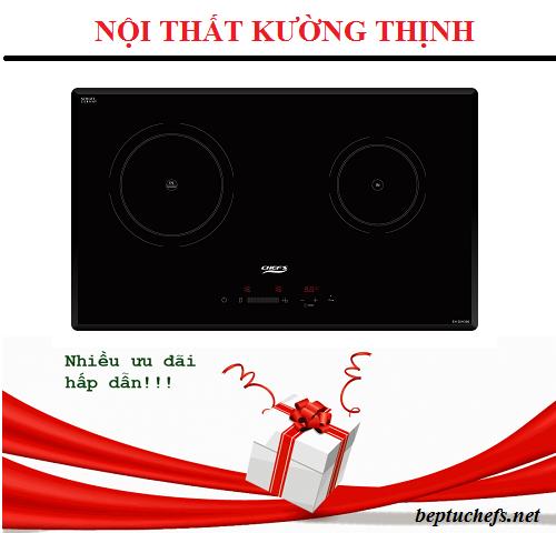 Cơ hội vàng mua bếp từ Chefs EH DIH366 giá rẻ