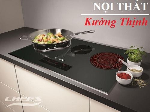 Bếp điện từ Chefs dùng có tốt không ?