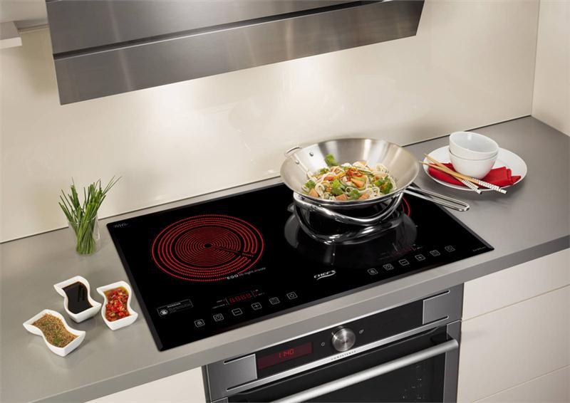 Bí mật về những ưu điểm và tính tiện dụng của bếp điện từ