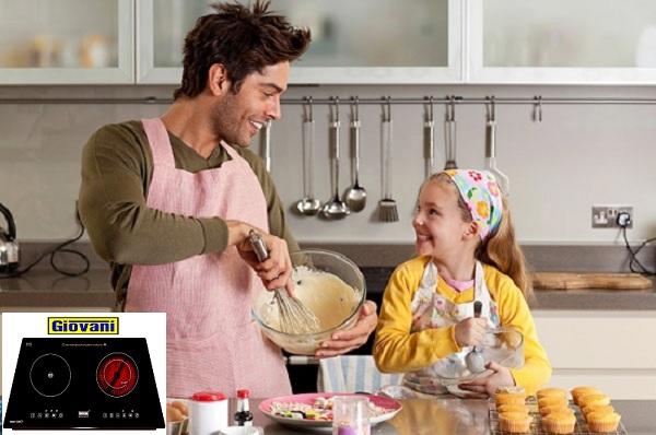 Ưu điểm của bếp điện từ Giovani là gì?