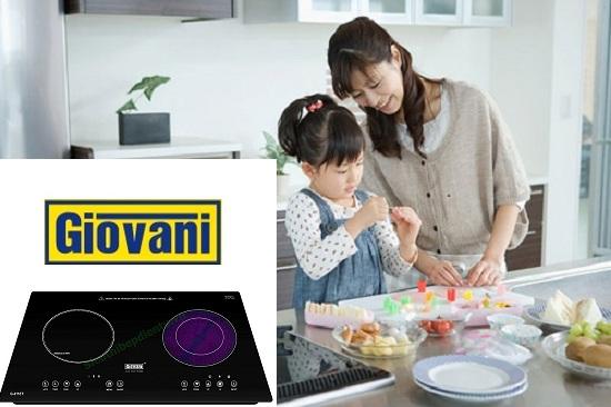 Hướng dẫn chi tiết cách sử dụng bếp điện từ Giovani