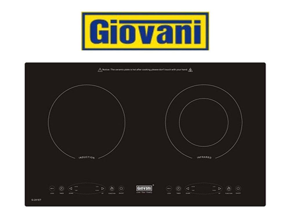 bếp điện từ Giovani G 241ET chính hãng