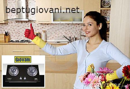 Chia sẻ bí quyết sử dụng bếp ga âm Giovani đúng cách