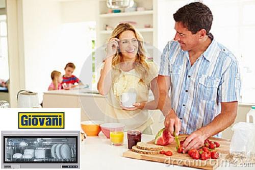 Có nên mua máy sấy bát Giovani sử dụng trong gia đình?