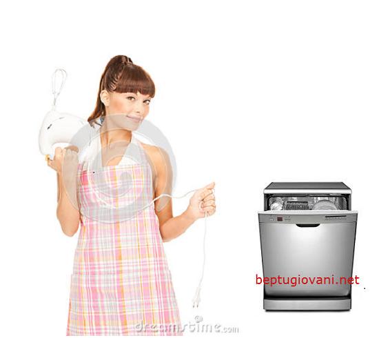 Sản phẩm máy rửa bát Giovani luôn khẳng định sức mạnh của mình