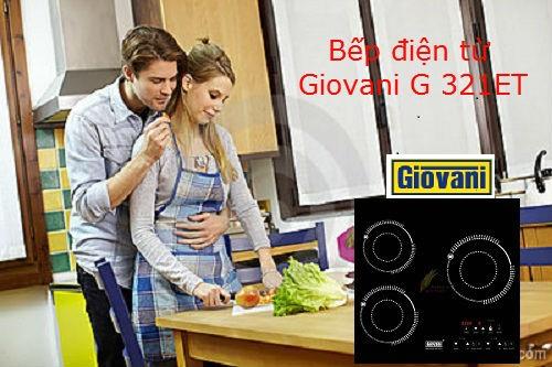 Tiện ích khi sử dụng bếp điện từ Giovani G 321ET