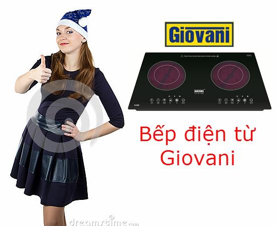 Lý do thuyết phục khách hàng nên sở hữu bếp điện từ Giovani