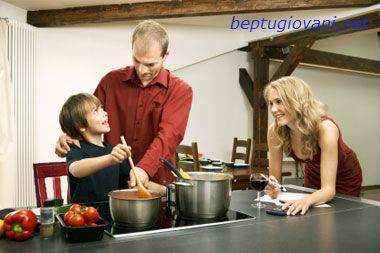 Giới thiệu về bếp từ Giovani cho các bà nội trợ