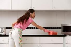 Hướng dẫn các quy tắc đảm bảo an toàn trong nhà bếp